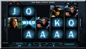 The Dark Knight Rises gameplay frame