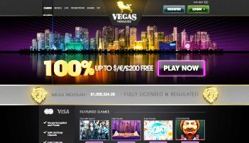 VegasParadise No Download Casino