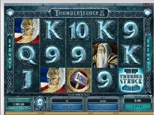 gamingclub Thunderstruck