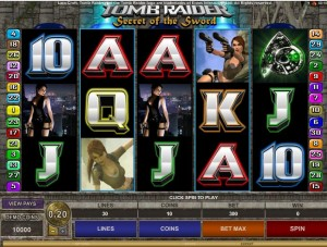 gamingclub tombraider