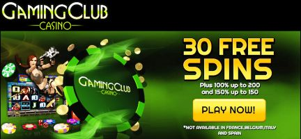 Gaming Club Casino Bonus