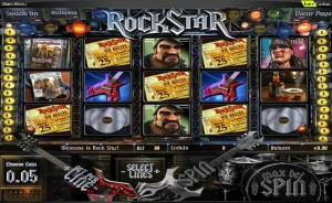 Intercasino Rockstar