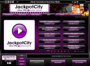 Jackpotcity lobby
