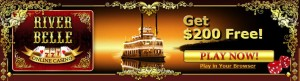 River Belle Bonus Logo