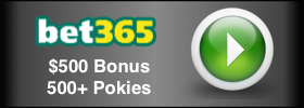 bet365 green button