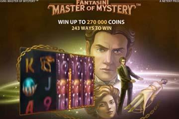 fantasini-master-of-mystery-slot-logo