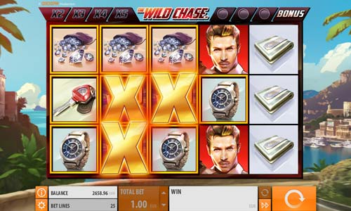 10 Free Spins for the Wild Chase Online Slot Machine launch