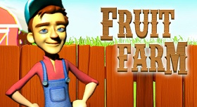 fruit farm logo