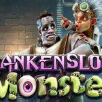 frankenslots monster slot logo