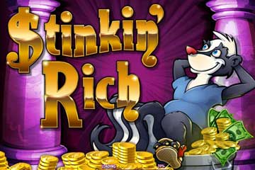 stinkin rich-slot-logo