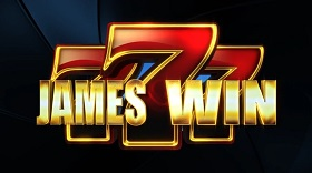 james win slot logo