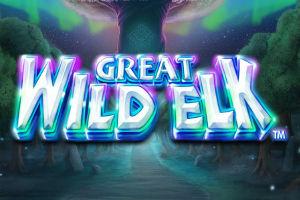 great-wild-elk-slot-logo
