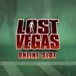 lost vegas slot logo